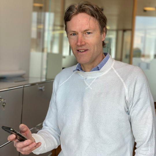 Øyvind Skjervik Chief Architect LTE Technology