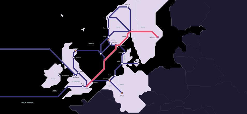 New Optimized ULL Stockholm-London